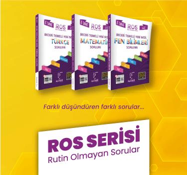 ROS SERİSİ