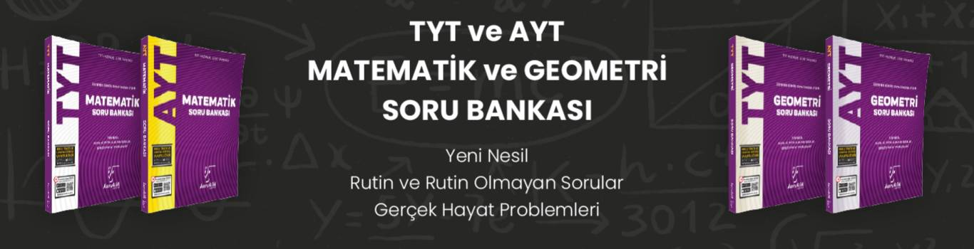 TYT ve AYT Matematik Geometri Soru Bankası