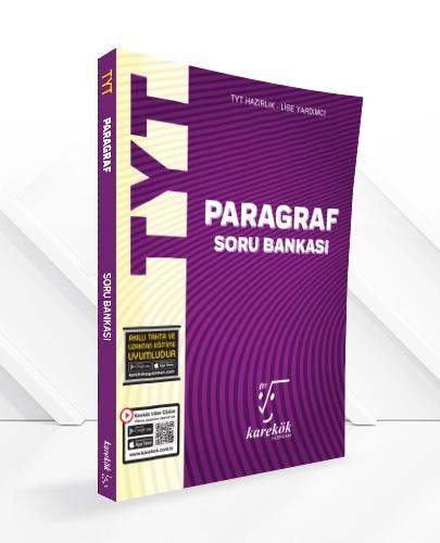 YGS-LYS PARAGRAF SORU BANKASI