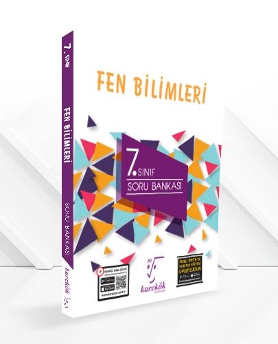 7.SINIF FEN BİLİMLERİ SORU BANKASI