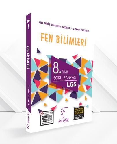 8.SINIF  FEN BİLİMLERİ SORU BANKASI
