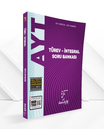 AYT TÜREV-İNTEGRAL SORU BANKASI