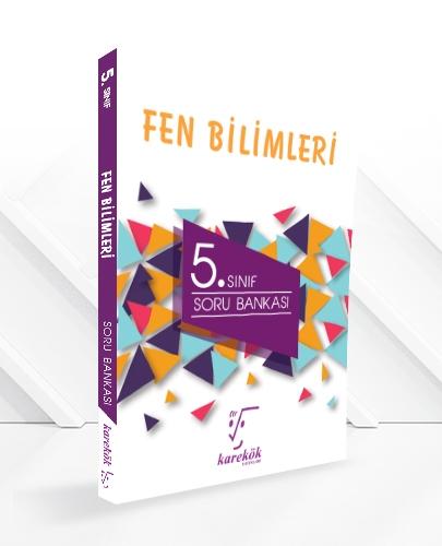 5.SINIF FEN BİLİMLERİ SORU BANKASI