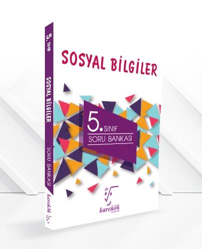 5.SINIF SOSYAL BİLGİLER SORU BANKASI