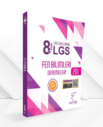 8.SINIF LGS FEN BİLİMLERİ DENEMELERİ