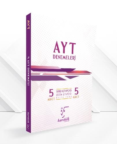 AYT 5'Lİ DENEME SETİ