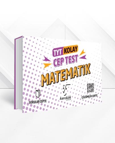 TYT MATEMATİK CEP TEST(KOLAY)