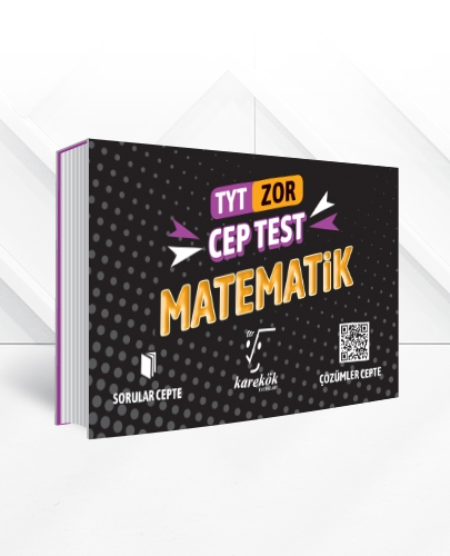 TYT MATEMATİK CEP TEST(ZOR)