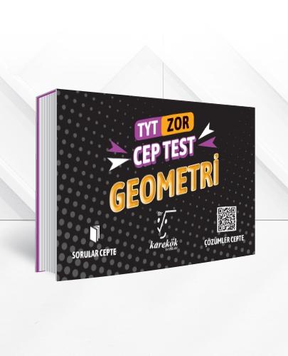 TYT GEOMETRİ CEP TEST(ZOR)