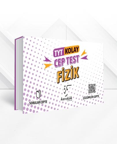 TYT FİZİK CEP TEST(KOLAY)