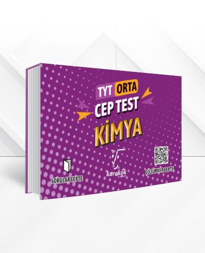 TYT KİMYA CEP TEST(ORTA)