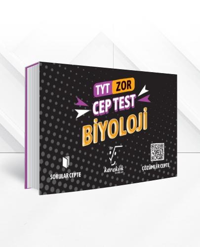 TYT BİYOLOJİ CEP TEST(ZOR)