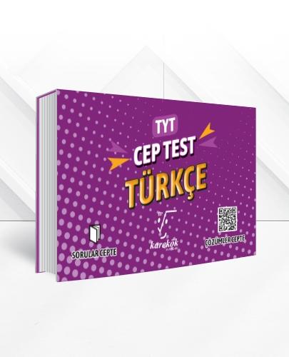 TYT TÜRKÇE CEP TEST