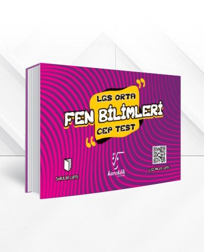 LGS FEN BİLİMLERİ CEP TEST (ORTA)