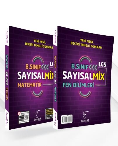 SAYISAL MİX (MATEMATİK-FEN BİLİMLERİ)