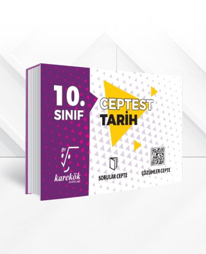 10.SINIF TARİH CEPTEST