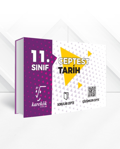 11.SINIF TARİH CEPTEST